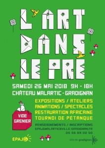 L'ART DANS LE PRÉ @ Château Malartic | Gradignan | Nouvelle-Aquitaine | France