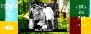 Mama Godillot (Musiques du monde / Fr) + Dj set @ La Guinguette Chez Alriq   Bordeaux   Nouvelle-Aquitaine   France