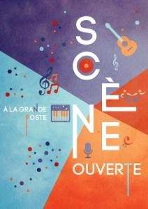 Scène Ouverte @ La Grande Poste | Bordeaux | Nouvelle-Aquitaine | France