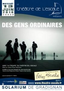 Des Gens Ordinaires @ Solarium de Gradignan | Gradignan | Nouvelle-Aquitaine | France