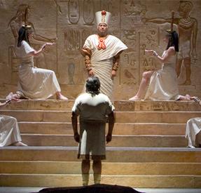 Les Retransmissions du Metropolitan Opera de NY - Aïda @ L'Entrepôt | Le Haillan | Nouvelle-Aquitaine | France