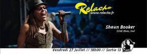 Relache #9 : Shaun Booker, DJ Francis Feelgood @ SORTIE 13 | Pessac | Nouvelle-Aquitaine | France