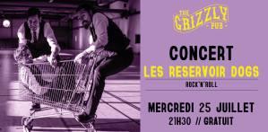 The Grizzly Concert - Les Reservoir Dogs @ The Grizzly Pub   Bordeaux   Nouvelle-Aquitaine   France