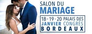 Salon du Mariage - Bordeaux @ Palais des Congrès   Bordeaux   Nouvelle-Aquitaine   France