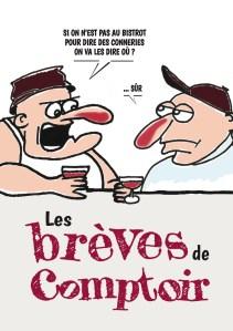 LES BRÈVES DE COMPTOIR @ Espace Culturel Georges Brassens | Léognan | Nouvelle-Aquitaine | France