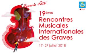 Rencontres Musicales Internationales des Graves @ Villenave d'Ornon | Villenave-d'Ornon | Nouvelle-Aquitaine | France