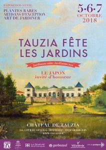 Tauzia fête les Jardins @ Le château de Tauzia | Gradignan | Nouvelle-Aquitaine | France