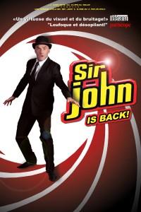 Sir John is Back @ Théâtre des Beaux Arts | Bordeaux | Nouvelle-Aquitaine | France