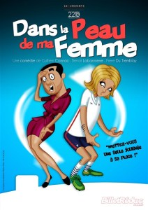 DANS LA PEAU DE MA FEMME @ THEATRE TRIANON | Bordeaux | Nouvelle-Aquitaine | France