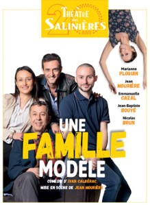 UNE FAMILLE MODÈLE @ Théâtre des salinières | Bordeaux | Nouvelle-Aquitaine | France