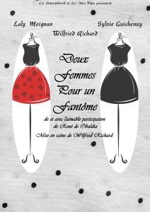 Deux femmes pour un fantôme @ La Grande Poste | Bordeaux | Nouvelle-Aquitaine | France