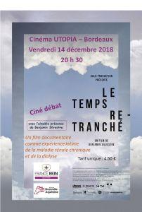 LE TEMPS RETRANCHE de Benjamin Silvestre @ Cinéma UTOPIA | Bordeaux | Nouvelle-Aquitaine | France
