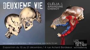 Clélia et Amandine Chenot - Deuxième vie @ Les Vivres de l'Art | Bordeaux | Nouvelle-Aquitaine | France