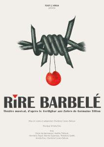 Rire Barbelé @ La Grande Poste | Bordeaux | Nouvelle-Aquitaine | France