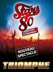 STARS 80 @ ARKEA ARENA FLOIRAC | Floirac | Nouvelle-Aquitaine | France