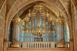 Récital d'orgue à l'église St. Vincent de Mérignac @ Eglise Saint-Vincent MERIGNAC | Mérignac | Nouvelle-Aquitaine | France