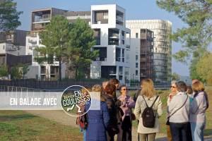 Balade urbaine: (Re)découvrez Bordeaux Lac et son Eco-Quartier @ Ginko | Bordeaux | Nouvelle-Aquitaine | France