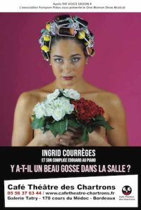 Y A T'IL UN BEAU GOSSE DANS LA SALLE? @ Café-théâtre des Chartrons | Bordeaux | Nouvelle-Aquitaine | France
