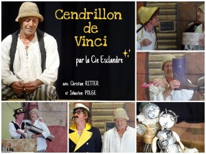 Cendrillon de Vinci @ Théâtre des Beaux Arts | Bordeaux | Nouvelle-Aquitaine | France