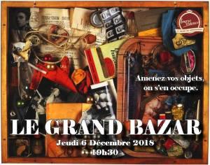 IMPROVISATION - Le Grand Bazar @ L'IMPROVIDENCE | Bordeaux | Nouvelle-Aquitaine | France