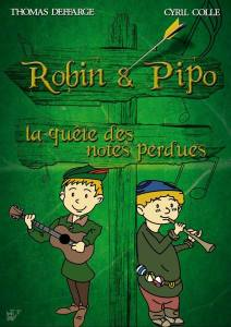 Robin et Pipo @ La Grande Poste   Bordeaux   Nouvelle-Aquitaine   France