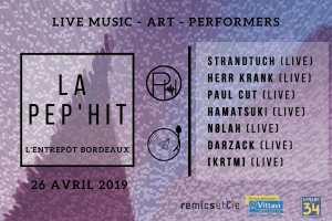 La Pep'Hit #2 @ L'entrepôt  | Bordeaux | Nouvelle-Aquitaine | France