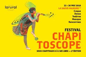 Chapitoscope 2019 : Festival sous chapiteaux et à l'air libre @ Site Chapitoscope 2019 | La Sauve | Nouvelle-Aquitaine | France