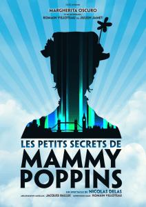 Les petits secrets de Mammy Poppins @ Théâtre Molière | Bordeaux | Nouvelle-Aquitaine | France