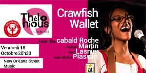 Crawfish Wallet @ THELONIOUS | Bordeaux | Nouvelle-Aquitaine | France