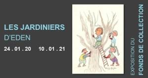 LES JARDINIERS D'EDEN @ Musée de la Création Franche | Bègles | Nouvelle-Aquitaine | France