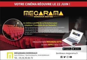 Ré-ouverture @ megarama bordeaux | Bordeaux | Nouvelle-Aquitaine | France
