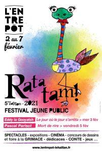 RATATAM ! FESTIVAL JEUNE PUBLIC @ L'ENTREPOT DU HAILLAN | Le Haillan | Nouvelle-Aquitaine | France