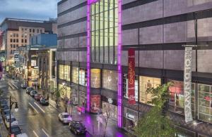 Le Centre Eaton, Shopping, Montréal, SORTiRMTL