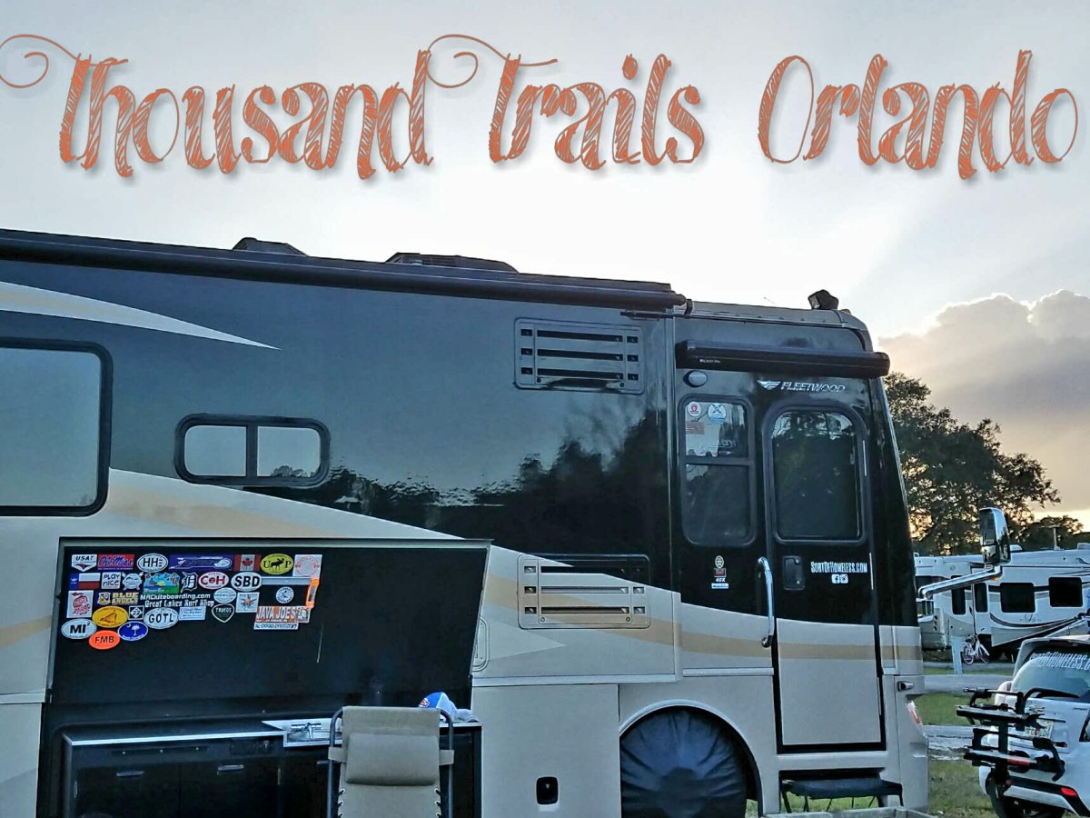 Campground Review: Thousand Trails Orlando