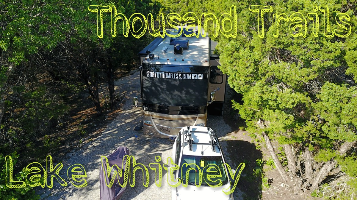 Campground Review: Lake Whitney RV Campground (Thousand Trails)