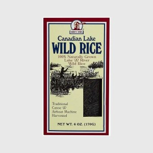 canadian lake wild rice
