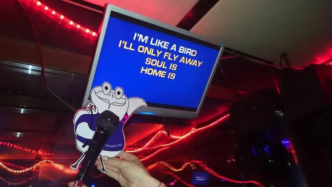 Karaoke singen in Berlin
