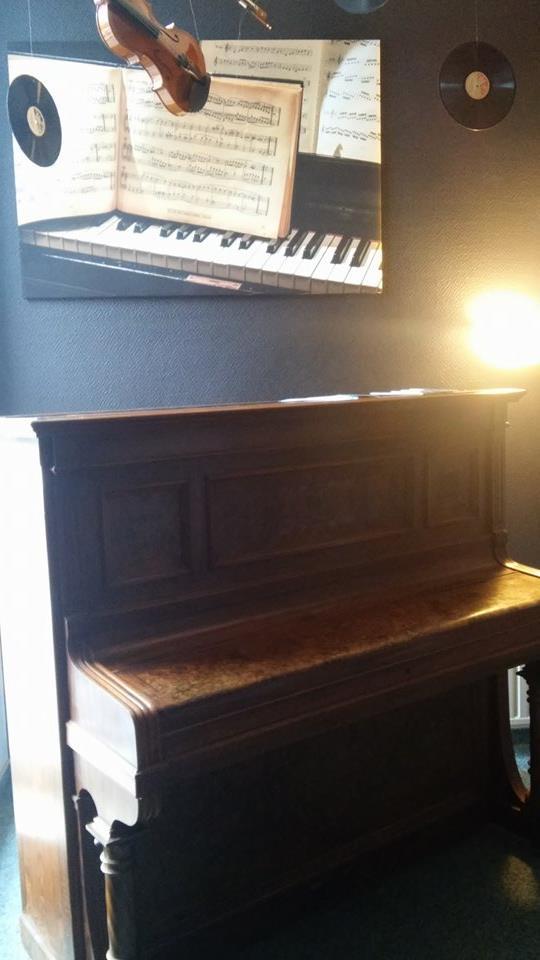 Die alte Klavierfabrik
