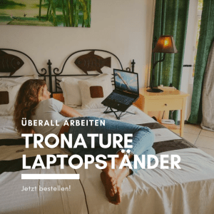 tronature laptopständer