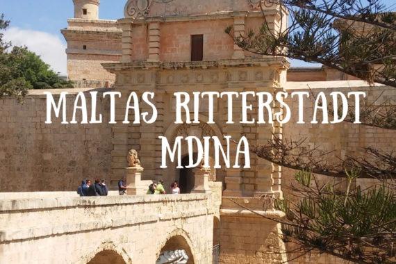 Ausflugsziel Malta – Die Ritterstadt Mdina