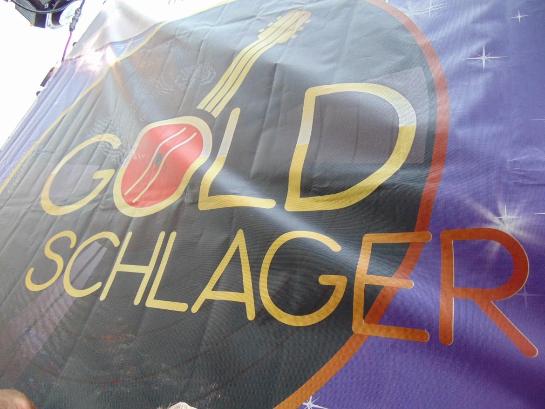 Die Sendung Gold Schlager wird Anfang August im TV übertragen.