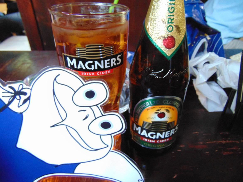 Oddy Magners Irish Cider