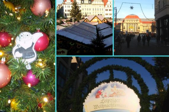 Weihnachtsmarkt Leipzig ganz ohne Stress