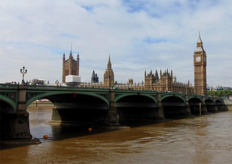 Der Big Ben und der Westminster Palast