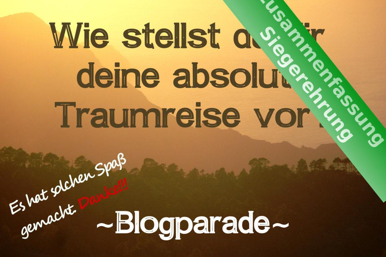 Traumreisen der Blogger
