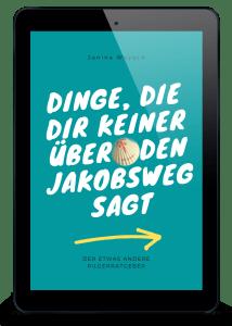 ebook jakobsweg reisevorbereitung