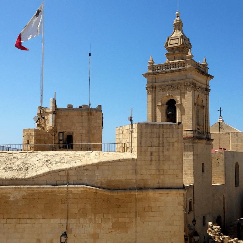 malta highlight gozo zitadelle