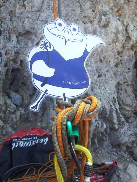 Klettern in Griechenland