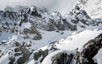 Osteo sur le Freeride World Tour avec Winteractivity