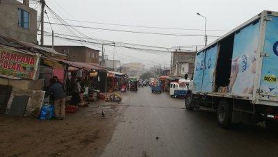 Pérou Tablada de Lurin